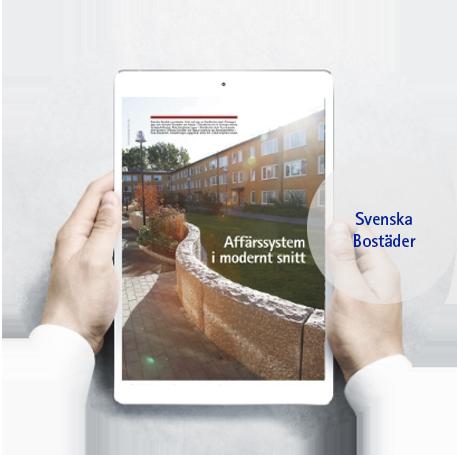 Kundcase Svenska Bostäder