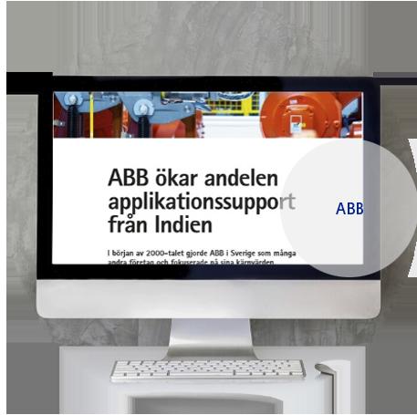 Kundcase ABB